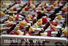 コーヒーとラズベリーのスティックケーキ - mamaの鍵~Café fuu Manma~