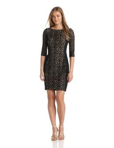 Anne Klein Women's Dotted Lace Dress with Jersey Back and Sides, Black, 10 Anne Klein,http://www.amazon.com/dp/B00E950PIO/ref=cm_sw_r_pi_dp_DINZsb0BVTBNXKHZ