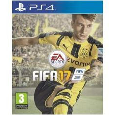 FIFA 17 PlayStation 4 Fifa 2017 Brand New * You can locate more details by checking out the picture link. (This is an affiliate link). Fifa 17 Ultimate Team, Ea Fifa, Anthony Martial, The Journey, Ea Sports, Game Engine, Ps4 Games, Fifa Games, Phone Games