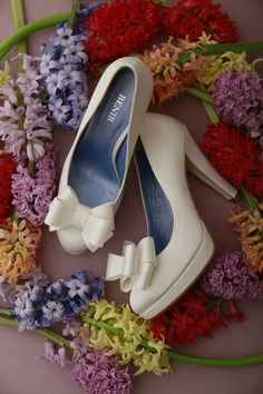 日本で一番人気のブライダルシューズやさん♡花嫁のために作られた『ベニル』のお靴が可愛すぎ**にて紹介している画像