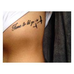 L a c h e r p r i s e #tatouage #letgo #pailleenqueue #974 #plusgrandeffortàfaire by kassandra_gnv