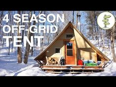 If you've ever dreamed of living in a luxury tent in the forest, then this may just be the set-up for you! Over the last couple of months we have been flat o...