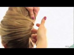 How to do a French Twist | French Twist Tutorial