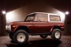 '72 Ford Bronco – Kindig It