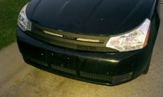 Shaved grill 2009 Ford Focus