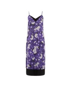 Aster Floral Slip Dress by Warehouse