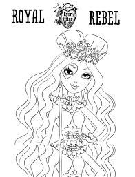 the name alyssa coloring pages | page! | Cool printables | Pinterest | Ever After High ...