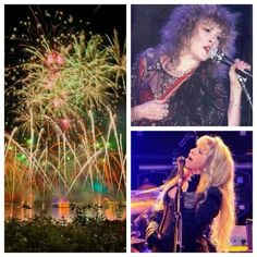 Stevie Nicks Collage Created By Tisha 01/10/15