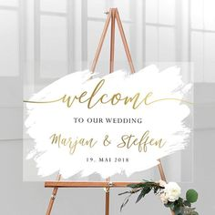 Wedding Welcome Board, Wedding Logos, Reception Areas, Personalized Wedding, High Gloss, Wedding Inspiration, Anniversary, Place Card Holders, Names