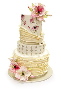 Pink Cake Box Custom Cakes & more in New Jersey. This bakery does excellent work, led by the talented and industrious Anne Heap. She also blogs and has an excellent instructional DVD set on her frosting, fondant, and decorating methods.