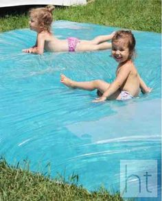 How To Make A Water Blob For The Kids..........http://diyfunideas.com ===========BEST DIY SITE EVER!