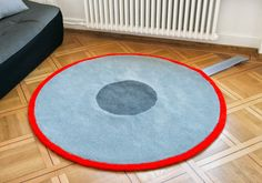 MEDUSE is a carpet that comes in handy if there's a flood or a water-type natural disaster. It inflates to become a life preserver.