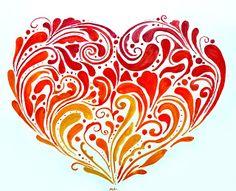 Heart In Nature, Heart Art, Love Heart, Mother Tattoos, Black Sharpie, Love Symbols, Stone Art, Love And Marriage, Rock Art