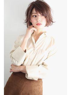 ヘアーソムリエサロン ベルラ(Hair smmelier salon Bella) ~Bella鈴木~大人可愛い×シースルーなショートボブ