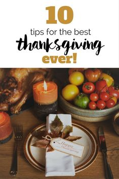 Tips for the Easiest Thanksgiving Ever