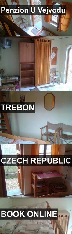 Hotel Penzion U Vejvodu in Trebon, Czech Republic. For more information, photos, reviews and best prices please follow the link. #CzechRepublic #Trebon #PenzionUVejvodu #hotel #travel #vacation