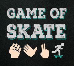 Game of S.K.A.T.E - O app que vai mudar o seu game com os amigos. - Clube do skate.
