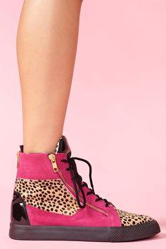 Nixxxie Sneaker