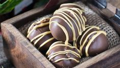 How to make orange liqueur truffles. There are two versions of this recipe, my original chocolate coated truffles and a quick and easy version. Both versions taste absolutely delicious and are the perfect gift for someone special. Chocolate Videos, How To Temper Chocolate, Chocolate Bomb, Chocolate Truffles, Chocolate Making, Delicious Chocolate, Homemade Fudge, Homemade Chocolate, Chocolate Recipes