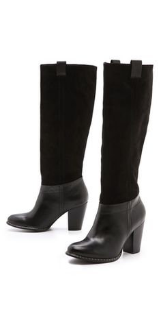 Splendid Fairview Chunky Suede Boots   SHOPBOP