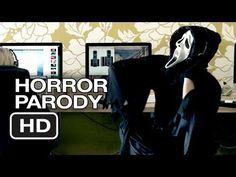 Horrific Day Jobs - Ghostface At Work (2012) Horror Movie Scream Parody HD