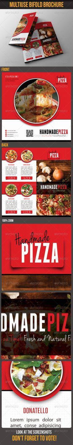 Multiuse Bifold Brochure 31  #GraphicRiver         Flexible Multiuse Bifold Brochure PSDe