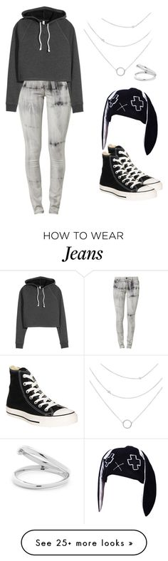 """Challenge accepted #8"" by patinem on Polyvore featuring Converse"