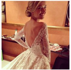 Ellie Saab bridal