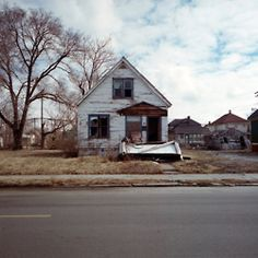 100 abandoned houses Denver by Kevin Bauman