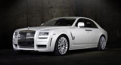Rolls Royce Ghost The Mansory 2015 UHA Otomotiv A.Ş