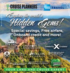 Good things do indeed come in smaller packages! Call me today to book your next river cruise and explore the world's hidden gems.
