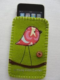 super cute iphone sleeve