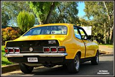 Australian Muscle Cars, Aussie Muscle Cars, American Muscle Cars, Holden Muscle Cars, Holden Torana, Holden Australia, Australian Vintage, Old Classic Cars, Custom Vans