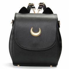 Se trata de una vuelta especial con diseño de gato y la luna luna, que es el elemento más popular.que puede ser utilizado para el uso diario o para la mochila de la escuela ya que tiene gran capcity.
