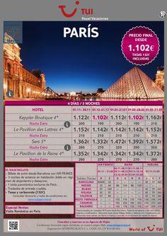¡Especial Novios! Estancia en París. Precio final desde 1.102€ ultimo minuto - http://zocotours.com/especial-novios-estancia-en-paris-precio-final-desde-1-102e-ultimo-minuto/