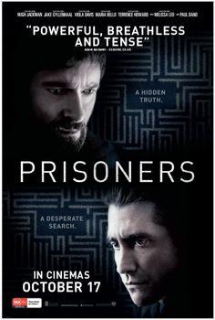 Prisoners (2013) Official Poster #film