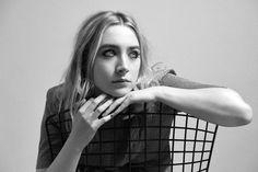 Saoirse Ronan - Flaunt Magazine