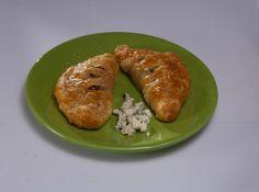 Venison Pastry Gorgonzola #locavorehunter #wildohiocookbook #wildohio