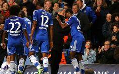 Chelsea vs Schalke 3-0