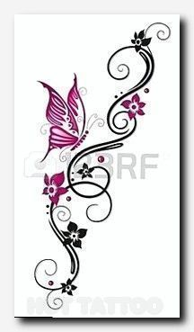 koi black and white tattoo, wrist tattoo patterns, sleeve … - Flower Tattoo Designs Tattoo Tribal, Tribal Tattoos For Women, Tattoos For Guys, Tiger Tattoo, Tattoo Black, Tribal Butterfly Tattoo, Swirl Tattoo, Tribal Shoulder Tattoos, Pink Butterfly