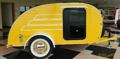 Teardrop Trailer Parts, kits and completed trailers