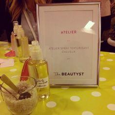 Et now atelier beauté #beauty #thebeautyst #saloncsf by @ilovedoityourself