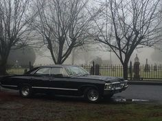 Baby by the graveyard #Supernatural