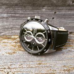 Seiko's carrera lookalike #sbpy119 #seiko #seikospirit #dailywatch #watchesofinstagram #instawatch #watchoftheday #watchaddict #watchporn #watchgeek #wristwatch