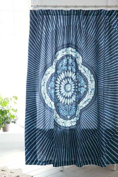 Neela Shower Curtain