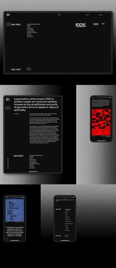 Web Design, Graphic Design, Grid Website, Web Dashboard, Swiss Style, User Interface Design, Mobile Design, Typography, Design Inspiration