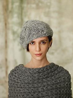 Ravelry: Hyslop Hat pattern by Lisa Richardson -published in Warm & Toasty ($17.95)