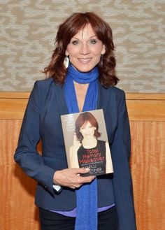 """Author/actress Marilu Henner's new book is """"Total Memory Makeover: Uncover Your Past, Take Charge of Your Future."""""""