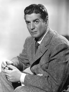 """""""I'm no actor, and I've got 64 pictures to prove it."""" - Victor Mature"""