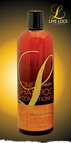 2-n-1 Shampoo & Conditioner by Live Locs #dreadlockproducts